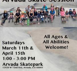 Colorado GRO Skate Sessions