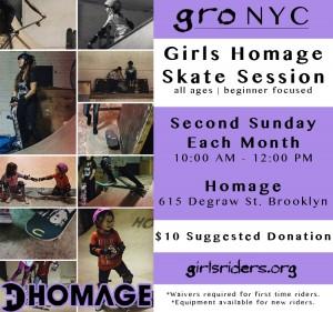 2016 Sun GRO NYC Homage