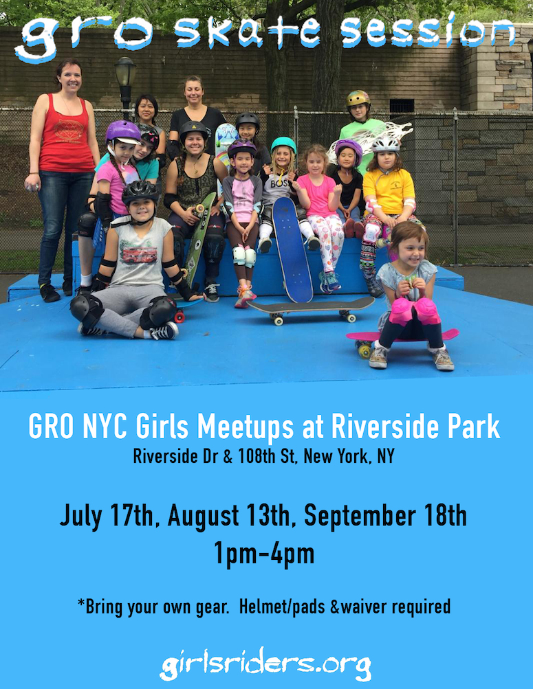 GRO NYC Riverside Summer Sessions
