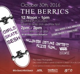 GRO LA Berrics Session