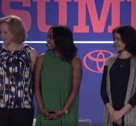 Video Still Toyota Everyday Heroes Award