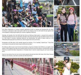 Site post of GRO NYC on The Berrics