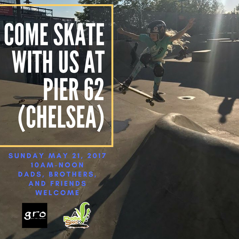 GRO Skate Pier 62 New York May 21